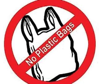 'plastic free zones'