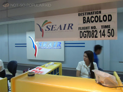 SEAIR Destination: Bacolod