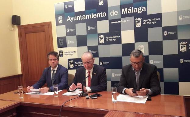El Ayuntamiento de Málaga (PP) recepciona siete polígonos industriales
