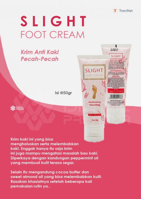 SLIGHT FOOT CREAM