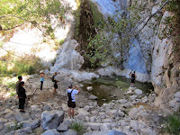 Fish Canyon Falls June 21, 2014
