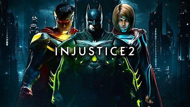 تحميل لعبة Injustice 2