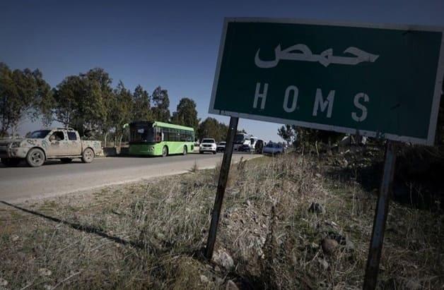 التوصل لاتفاق لإخراج الإرهابيين من ريفي حمص الشمالي وحماة الجنوبي