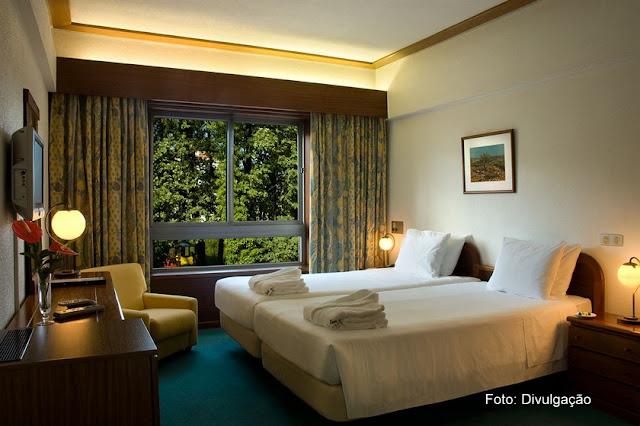 Hospedagem em Fátima - Portugal - Dom Gonçalo Hotel e Spa