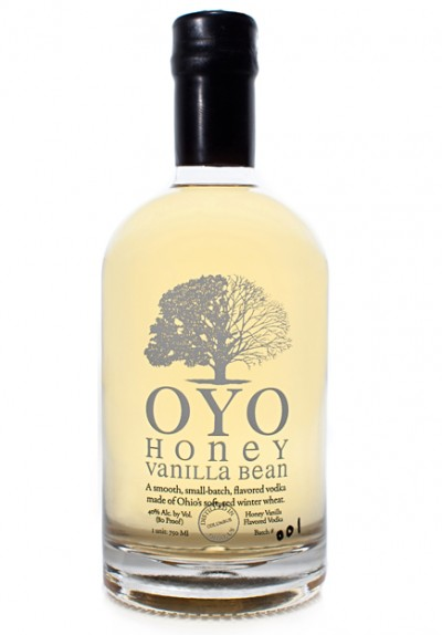 The Wine and Cheese Place: New Oyo Vodka and Bourbon