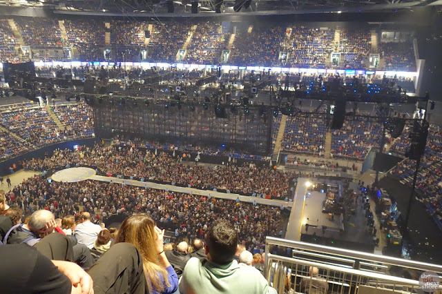 A bucket list moment: U2 iNNOCENCE + eXPERIENCE Tour at the O2