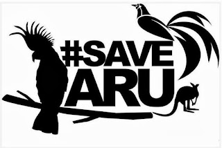 #SaveAruIslands