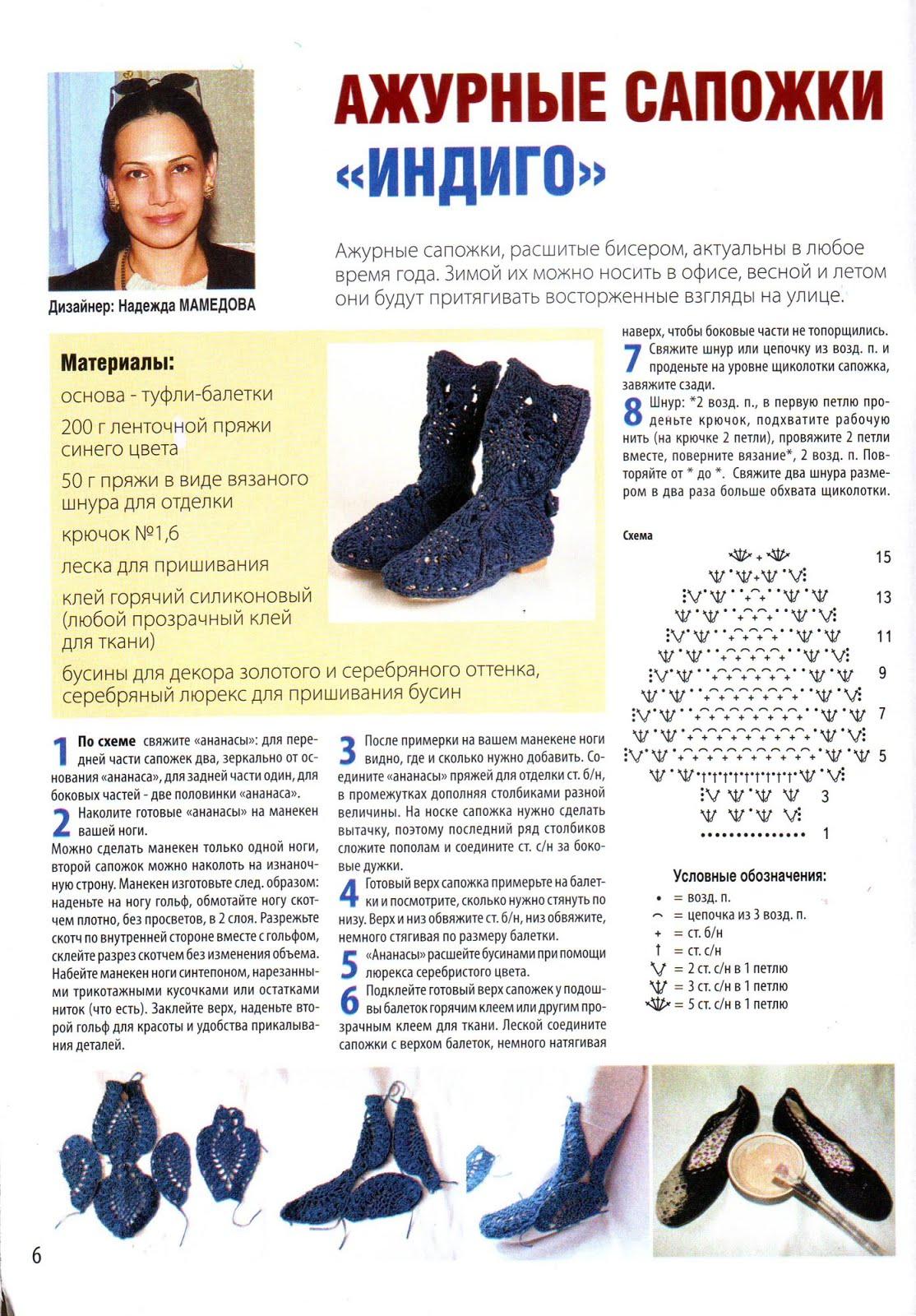 Perfecto Crochet Patrón De Botas De Vaquera Imagen - Manta de Tejer ...
