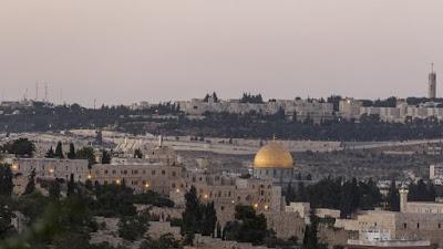 Jerusalém cidade amiga do idoso