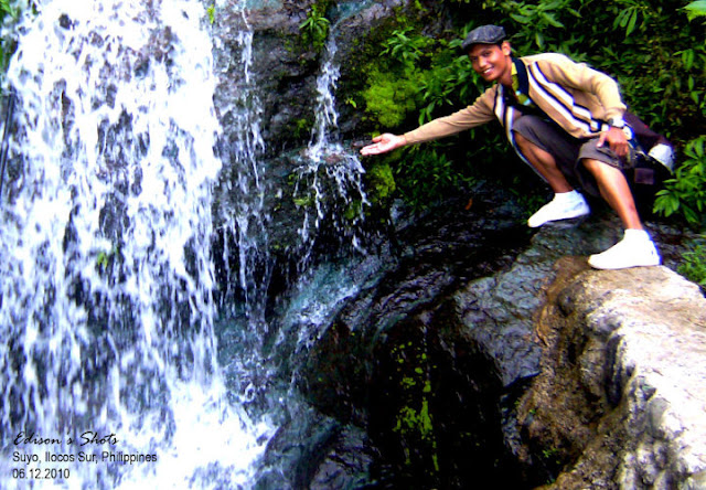Suyo, Ilocos Sur | Stunning Waterfalls along the Mountain Road