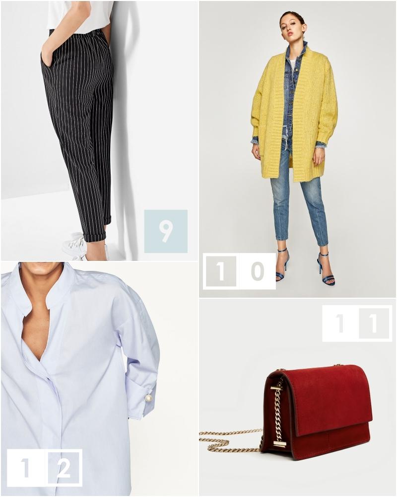 tendencias, otoño, invierno, 2017, perlas, cardigan amarillo, working girl