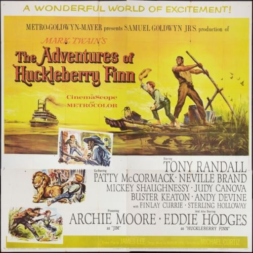 a place truly called home an analysis of the adventures of huckleberry finn