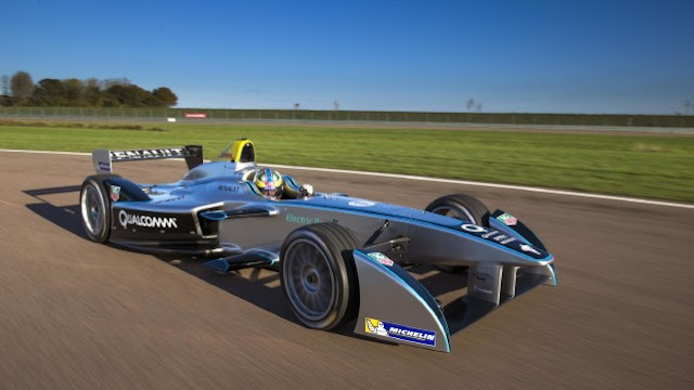 Volvo looking forward to debut in Formula E