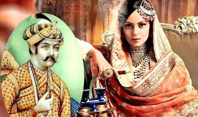 जहांगीर और नूरजहाँ की प्रेम कहानी - jahangir and nurjahan love story in hindi