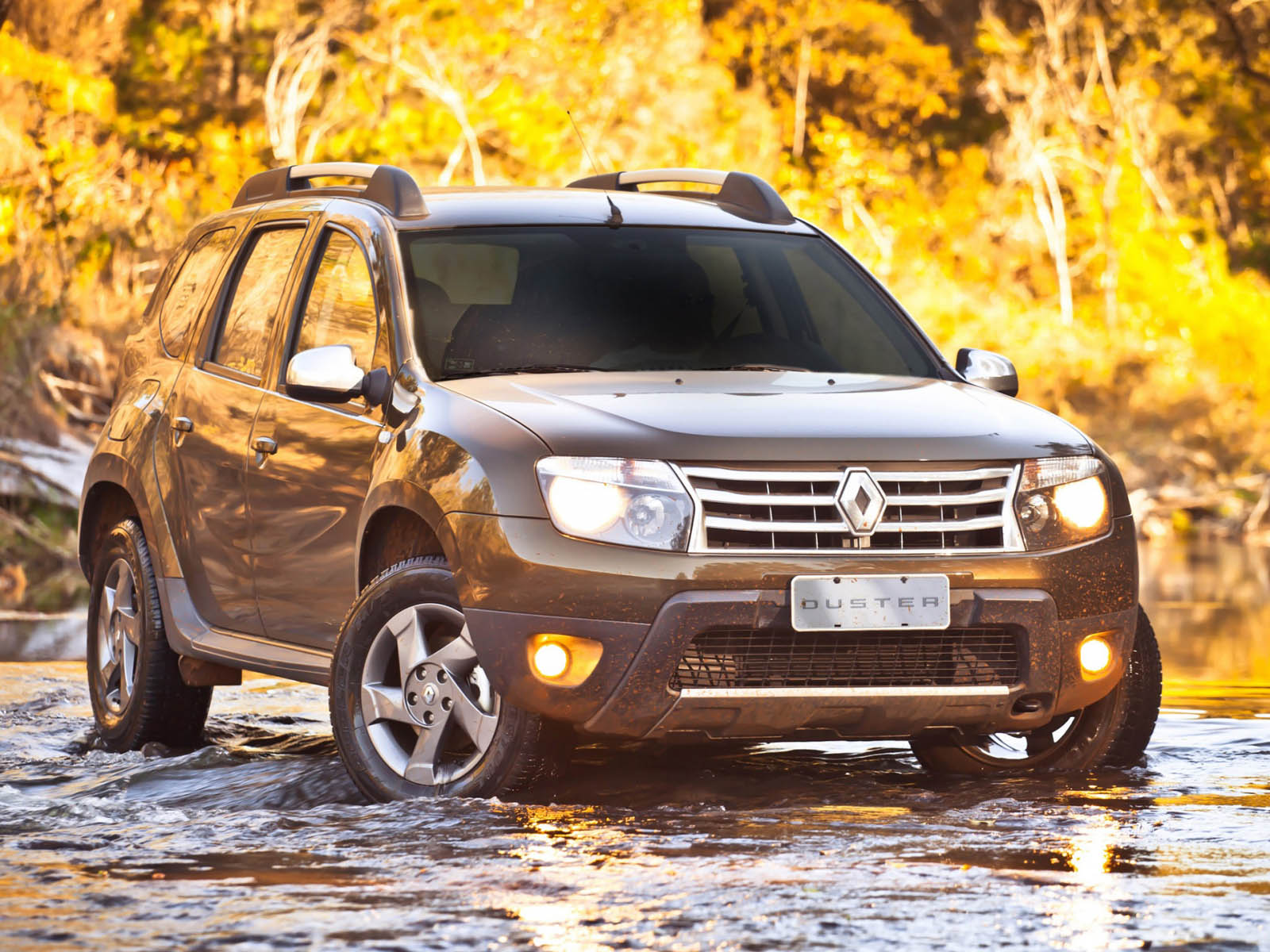 Cars Wallpapers: Wallpapers: Renault Duster Car
