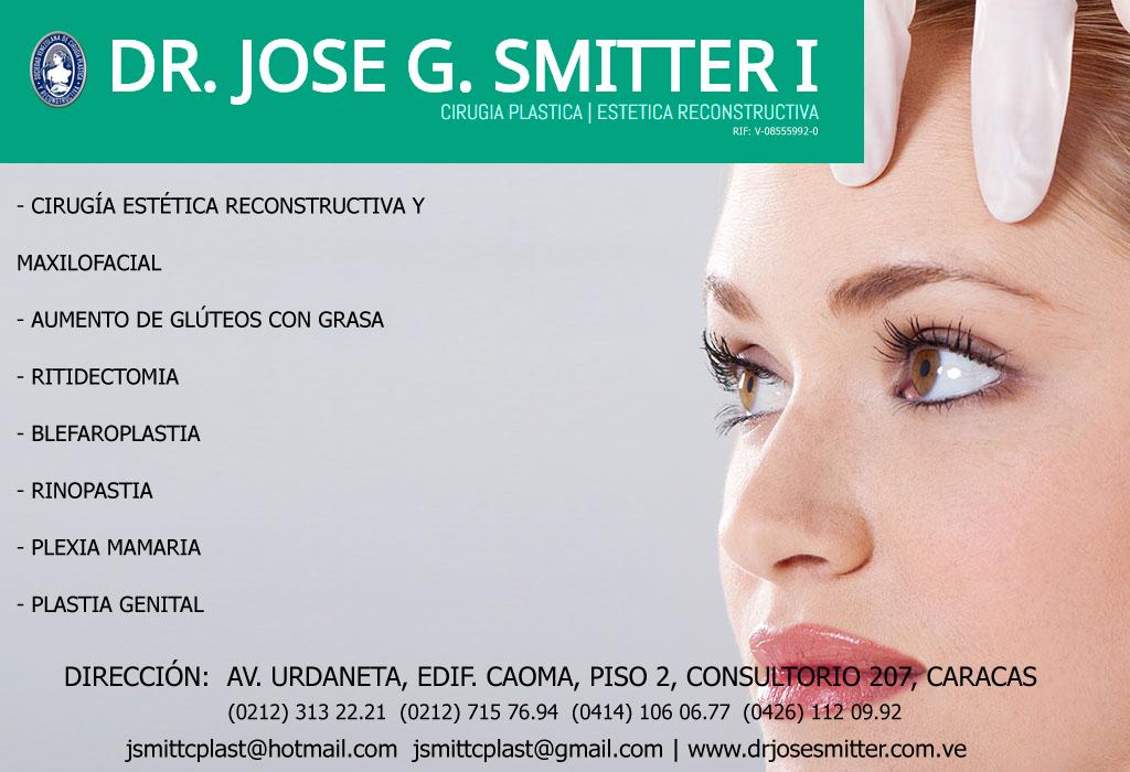 DR. JOS� GREGORIO SMITTER I. en Paginas Amarillas tu guia Comercial