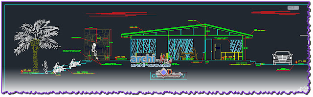 download-autocad-cad-dwg-file-uni-family-housing