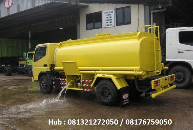 paket kredit dp ringan colt diesel canter tangki air 2019