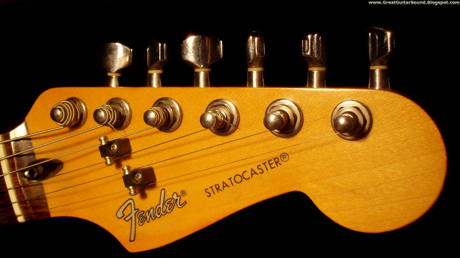 Guitar Wallpaper - Fender Stratocaster Electric Guitar ...