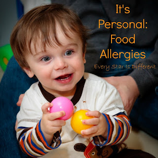 It's Personal: Food Allergies