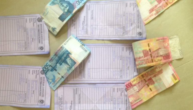 Dua PNS RSUD Kabupaten Gayo Lues diamankan Satgas Saber Pungli