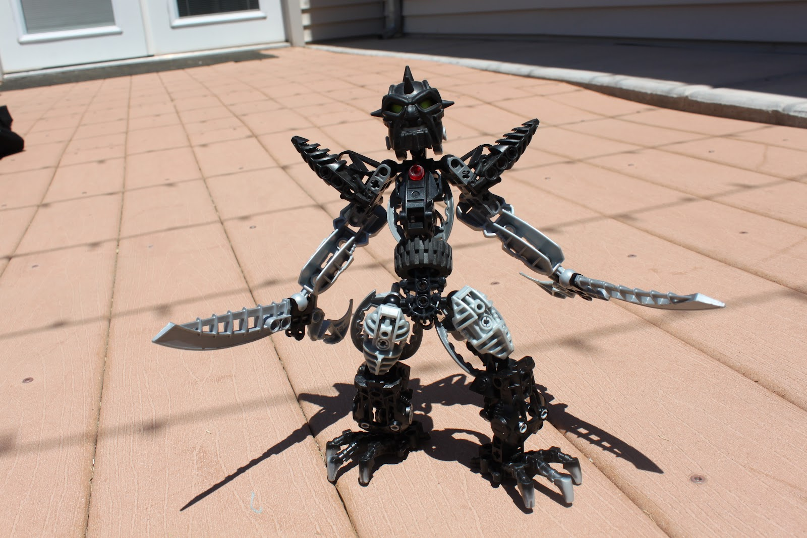 Epic Bionicle Mocs