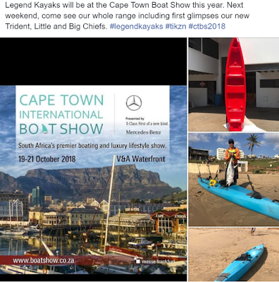 Be the first to see it at the Cape Town International Boat Show coming up at the V&A Waterfront 19-21 October 2018!