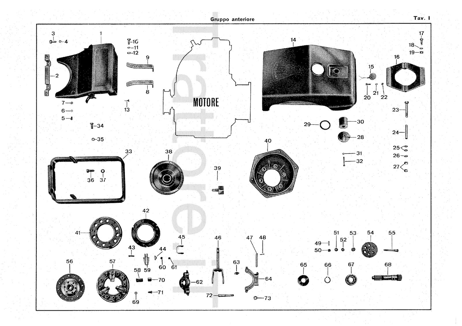 InfoTrattore.it: Motocoltivatore Pasquali 935 CV 13