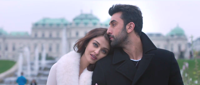Ae Dil Hai Mushki, Movie Still, Trailer, Ranbir Kapoor, Aishwarya Kapoor