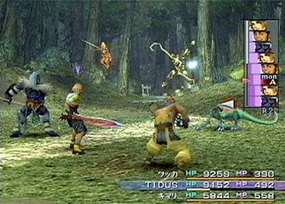 Contoh Turn Based RPG