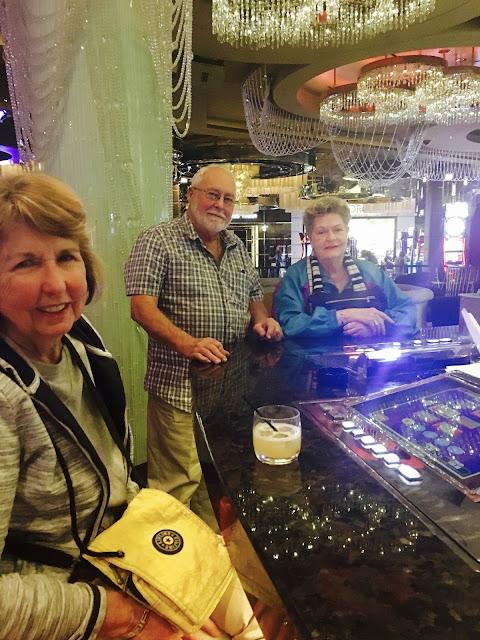 Chandelier Bar, Cosmopolitan, Las Vegas