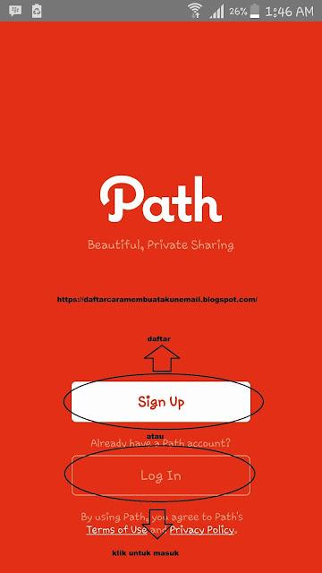 Cara Membuat Path Daily