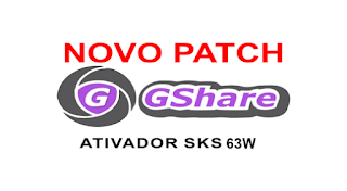 Patch Gshare 63w on - 22/05/2018