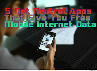 Top 5 apps that give free internet data, airtime on your mobile