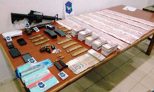 Los delincuentes integraban una organización delictiva dedicada a la venta de marihuana que era seguida de cerca por efectivos de la delegación Zárate- Campana de la Superintendencia de Investigaciones Tráfico de Drogas Ilícitas y Crimen Organizado.