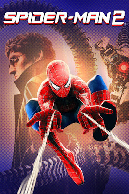 Spider-man 2 2004 Dual Audio Hindi 480p BluRay 400MB