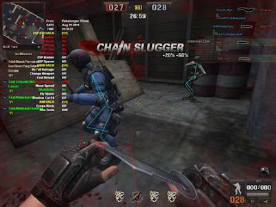 4 September 2018 - Plumbum 8.0 Point Blank Philippines Quick Change, Jump, Map Bug, No Reload & Indo Server (D3D VIP WH+AIMBOT)