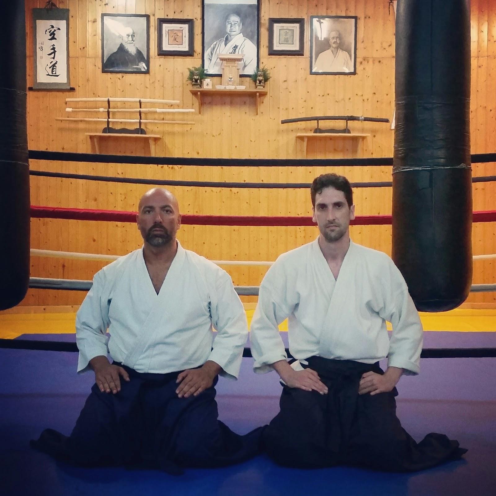 Budokan blog de artes marciales sensei sempai y k hai - Artes marciales sevilla ...
