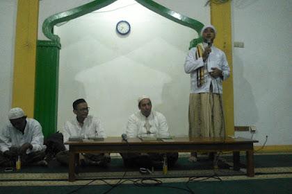 Jaga Kesucian Masjid, Tak Hanya Fisik