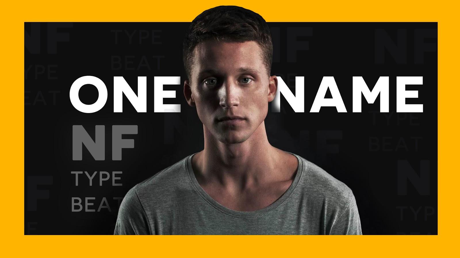 NF type Beat - One Name - Christian Hip-hop rap beat - New
