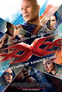 Watch Triple X Return of Xander Cage Full Movie Online