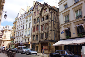 Paris : Les plus anciennes maisons de Paris, les prétendantes, les légendes et la doyenne