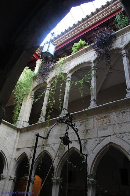 Montblanc medieval, Conca de Barberà, Tarragona, Catalunya