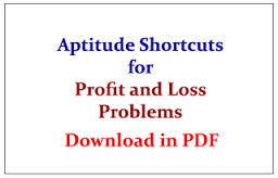 PROFIT AND LOSS HAND WRITTEN NOTE 3 WITH SOLVED EXAMPLE