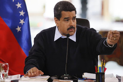 Venezuelan President Nicolás Maduro's actions have increased tension with neighbours Colombia.