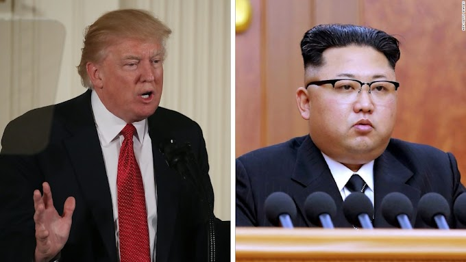 'Kim Jong-Un will not get away with what he's doing, he'll regret it fast' - Donald Trump