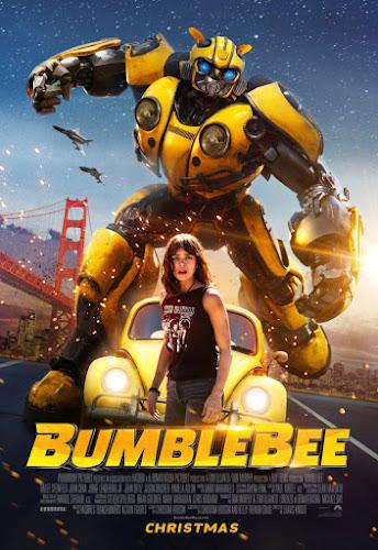 Bumblebee (BRRip 720p Dual Latino / Ingles) (2018)