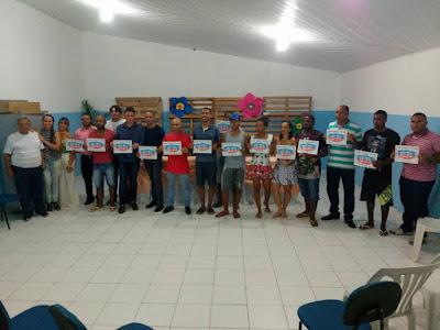 São Miguel das Matas : Secretaria de Educação, Esporte, Cultura e Lazer, realizou nesta quarta-feira 14 de março, a entrega dos certificados
