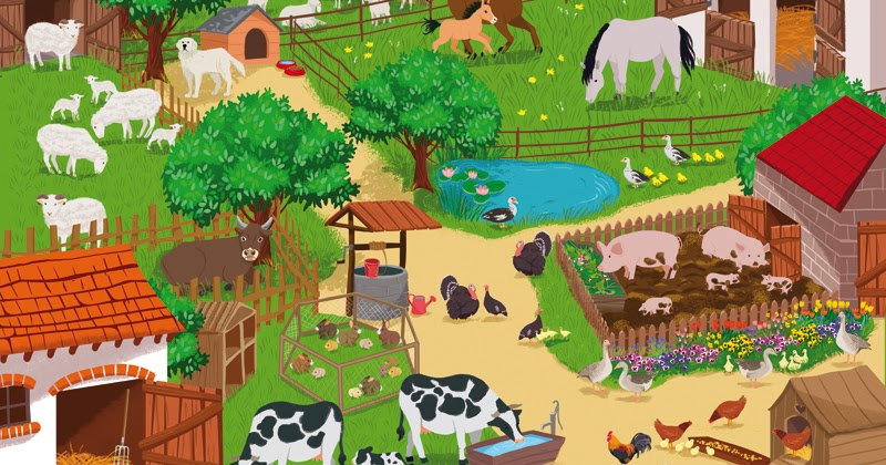 Szlaki Wyobraźni: Zwierzęta na wsi