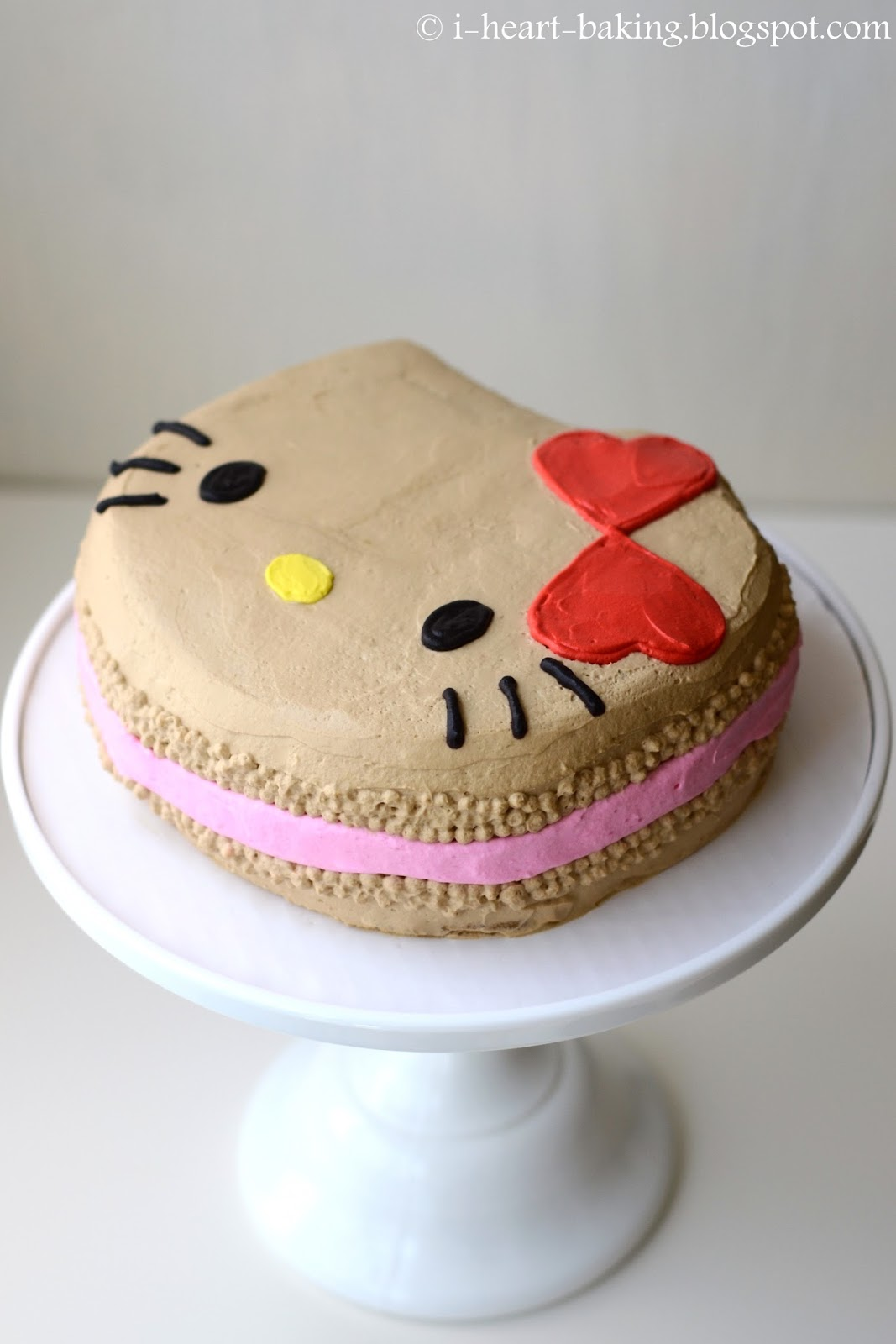 Kitty Love Cake Recipe
